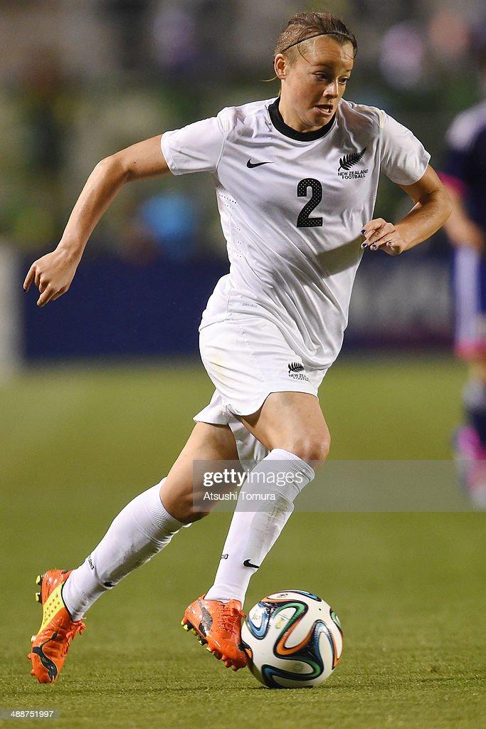 Japan v New Zealand - Women's International Friendly