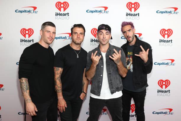NV: 2021 iHeartRadio Music Festival - Night 1 – Backstage