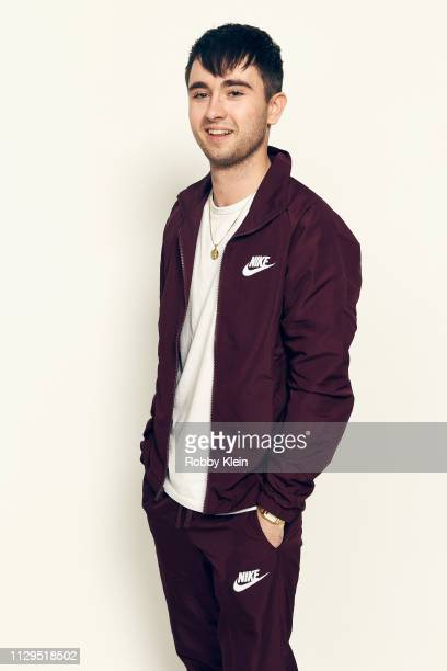 Rian Gordon of the film 'Boyz In The Wood' poses for a portrait at the 2019 SXSW Film Festival Portrait Studio on March 9 2019 in Austin Texas
