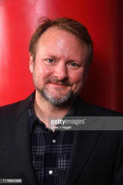 Rian Johnson attends a Knives Out QA at Ham Yard Hotel on October 07 2019 in London England