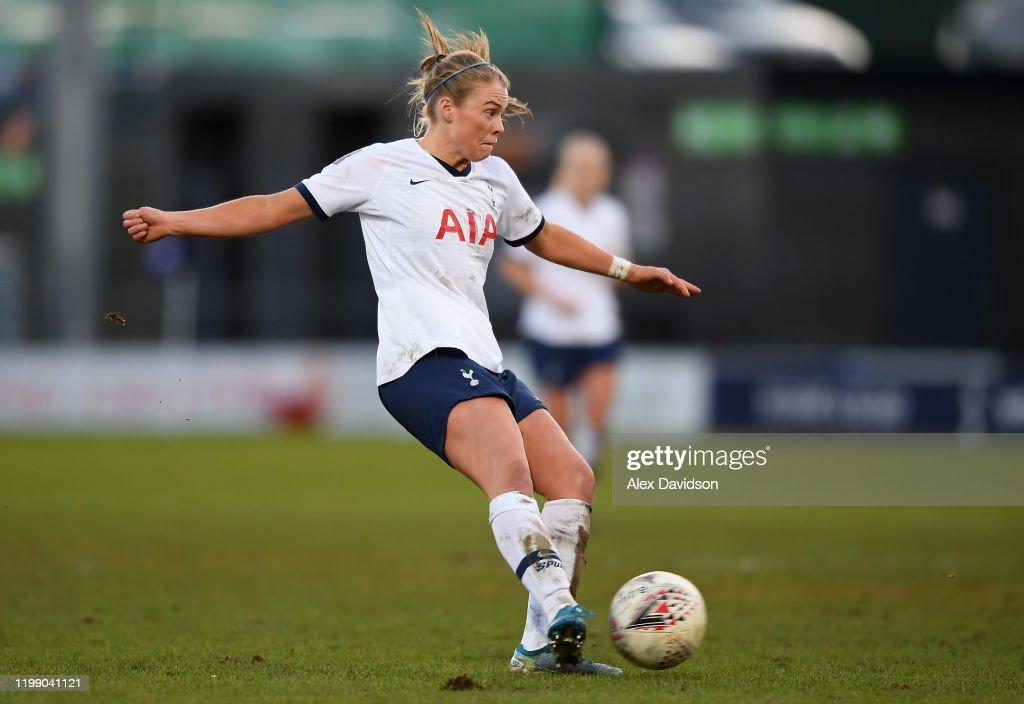 Tottenham Hotspur v West Ham United - Barclays FA Women's Super League : News Photo
