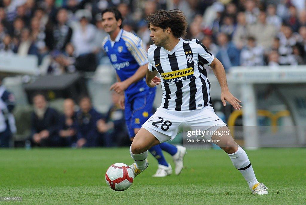Juventus FC v Parma FC - Serie A : Foto di attualità