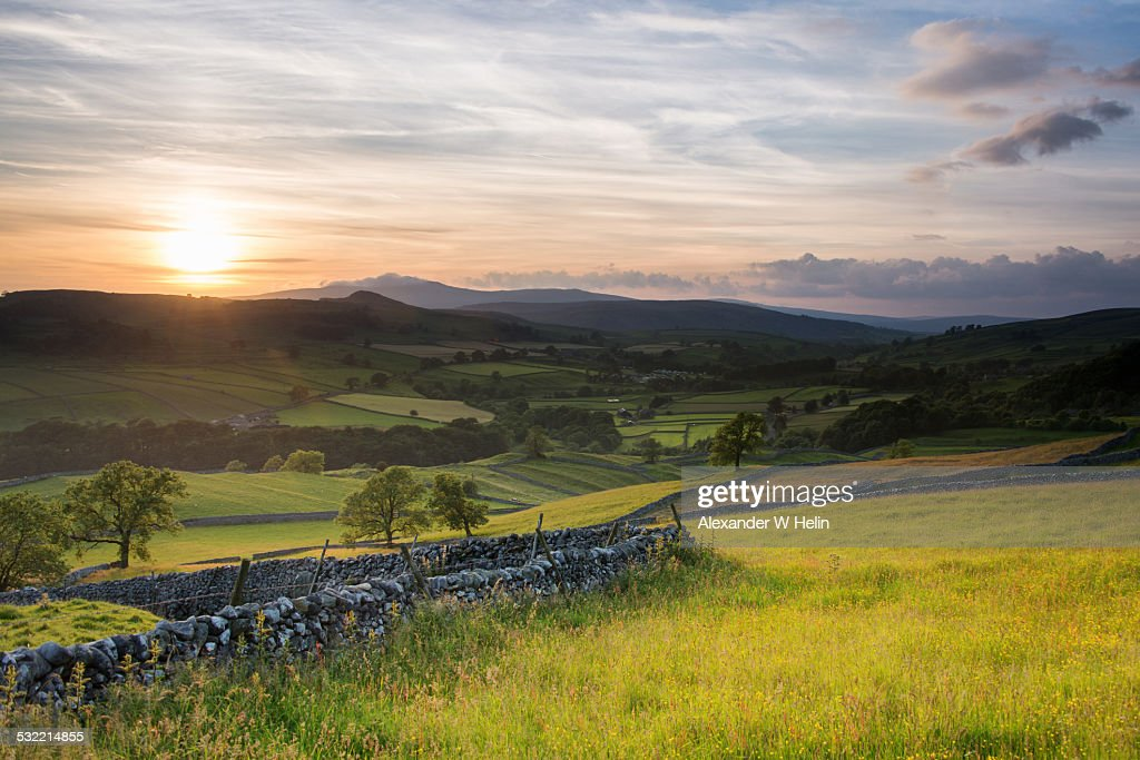 Ribblesdale : Stock Photo