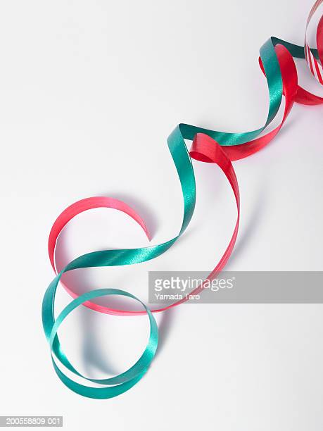 Ribbons, close-up