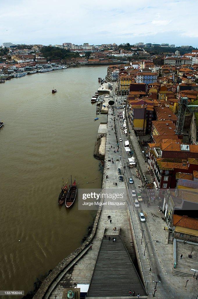 Ribeira Oporto : Foto de stock