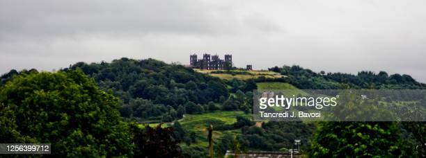 riber castle - bavosi stock pictures, royalty-free photos & images