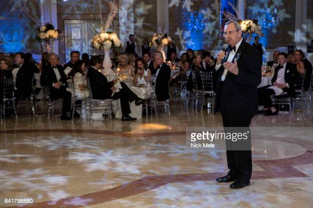 Ric Bradshaw attends Boys and Girls Clubs of Palm Beach County Celebrate the 36th Annual Winter Ball at The Breakers on February 3 2017 in Palm Beach...