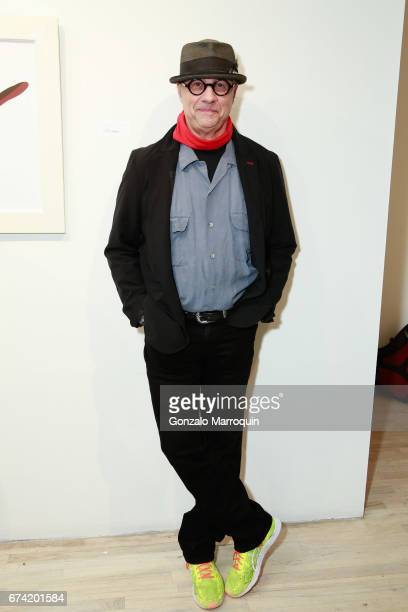 Ric Callagher attends the Swiss Wine Valais Loves New York hosted by Gregory de la Haba Billy The Artist Anthony HadenGuest and Raul Zamudio at...