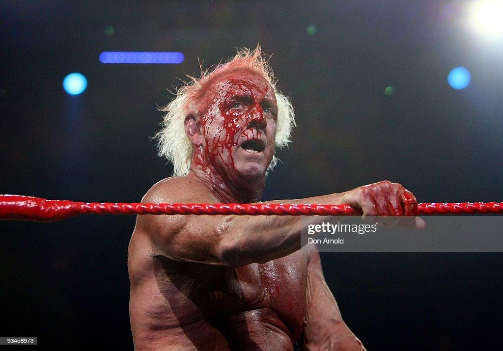 Hulk Hogan's Hulkamania Tour - Sydney
