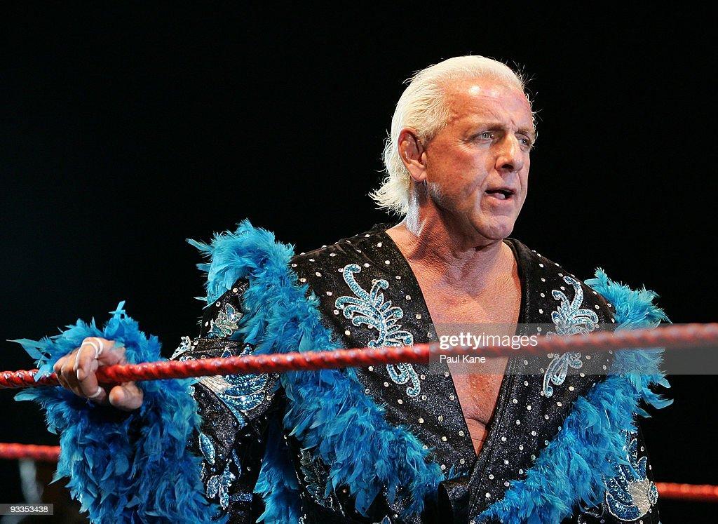 Hulk Hogan's Hulkamania Tour Hits Perth : News Photo