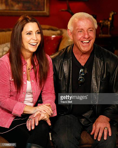 SWAP 'Ric Flair / 'Rowdy' Roddy Piper' The girlfriend and the wife of two of the biggest former stars of the WWE swap lives and homes for one week on...