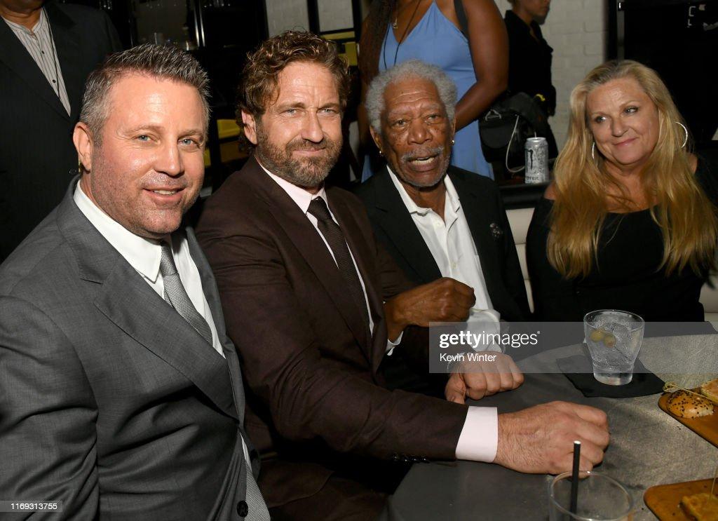 """LA Premiere Of Lionsgate's """"Angel Has Fallen"""" - After Party : News Photo"""