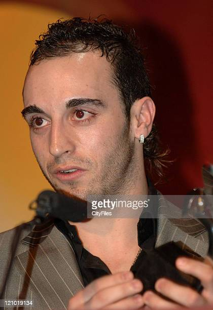 Ricardinho Benfica Futsal Playerduring the SL Benfica 103rd Birthday Gala Party at the Casino Estoril Several Benfica's personalities were honored...