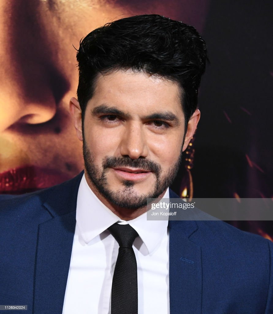 "Ricardo Abarca attends the premiere of Columbia Pictures' ""Miss ..."