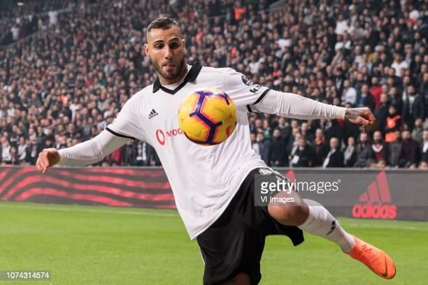 Ricardo Andrade Quaresma Bernardo of Besiktas JK during the Turkish Spor Toto Super Lig football match between Besiktas JK and Trabzonspor AS on...