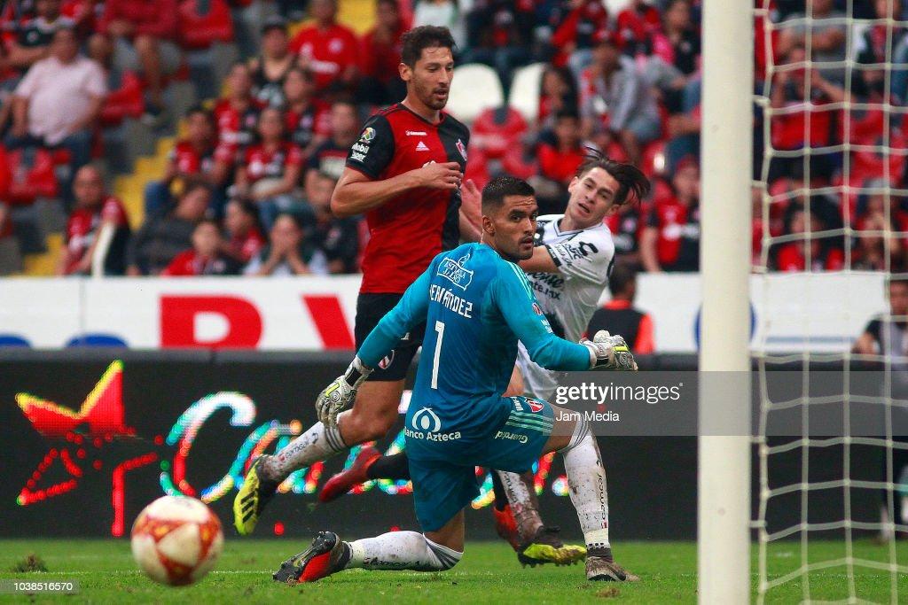 Atlas v Tijuana - Torneo Apertura 2018 Liga MX