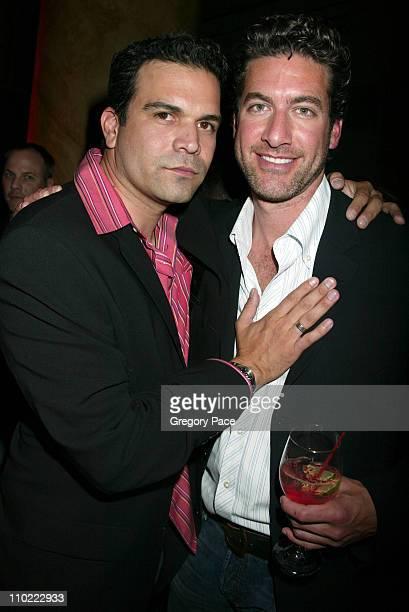 Ricardo Antonio Chavira of TV's Desperate Housewives and Eduardo Xol of TV's Extreme Makeover Home Edition
