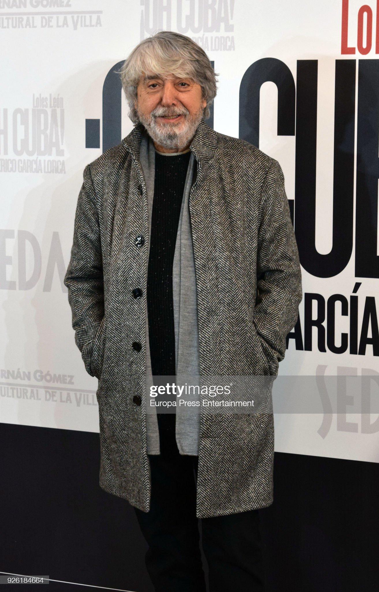 ¿Cuánto mide Ricardo Arroyo? - Altura Ricardo-arroyo-attends-oh-cuba-premiere-at-fernan-gomez-theater-on-1-picture-id926184664?s=2048x2048