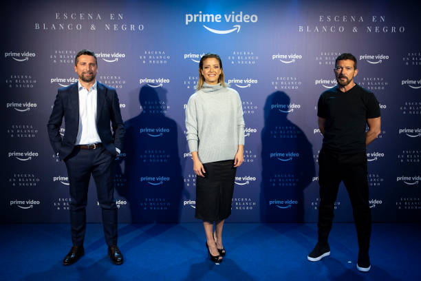 ESP: Antonio Banderas Present Amazon Prime Video Event In Malaga