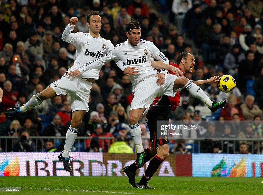 Real Madrid v Mallorca - La Liga