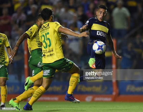 Ricardo Centurion: Fotos Und Bilder Von Boca Juniors V Defensa Y Justicia