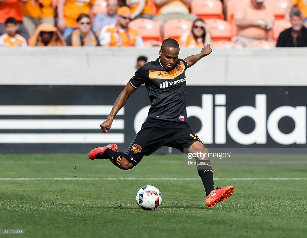 New England Revolution v Houston Dynamo