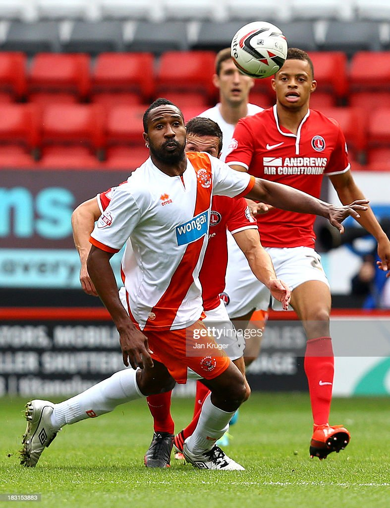 Charlton Athletic v Blackpool - Sky Bet Championship