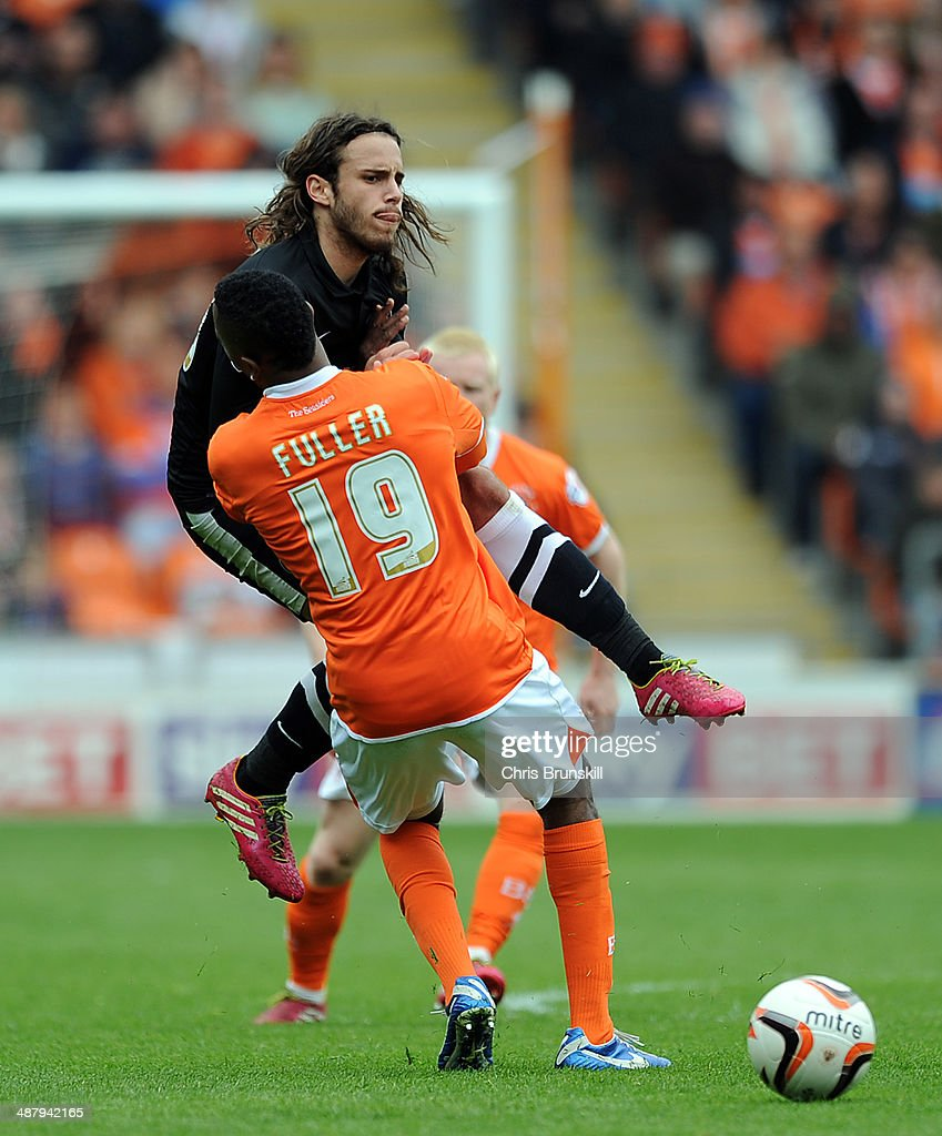 Blackpool v Charlton Athletic - Sky Bet Championship