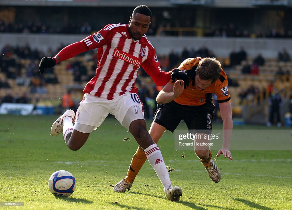 Wolverhampton Wanderers v Stoke City - FA Cup 4th Round