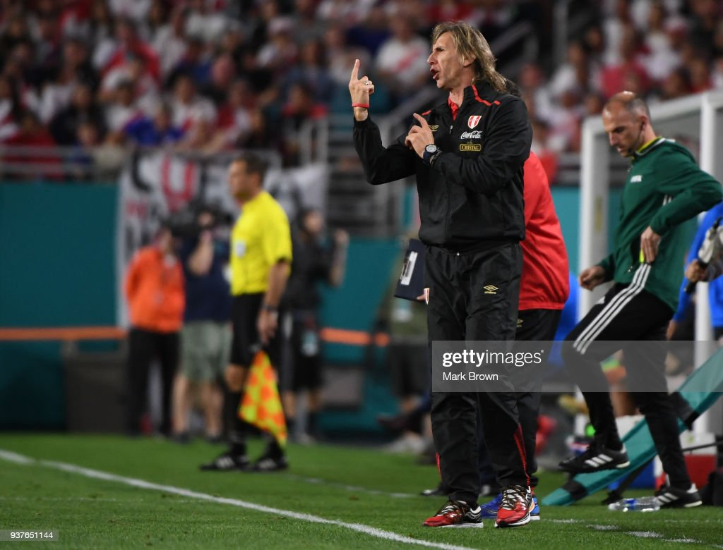 Croatia v Peru - International Friendly : News Photo