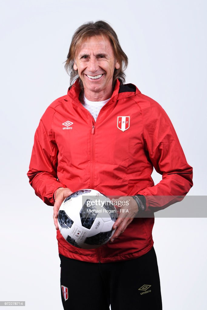 Peru Portraits - 2018 FIFA World Cup Russia : News Photo