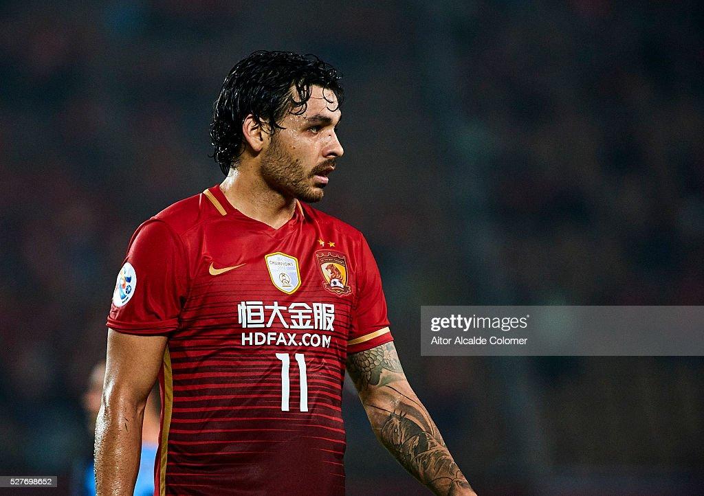 AFC Champions League - Guangzhou Evergande v Sydney FC : Foto jornalística