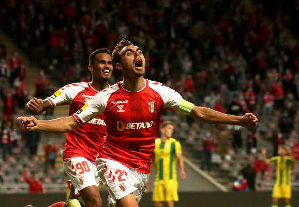 PRT: SC Braga v CD Tondela - Liga Portugal Bwin