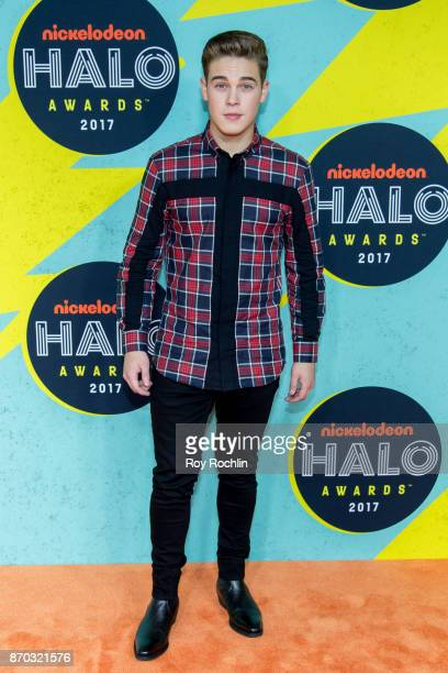 Ricardo Hurtado attends the 2017 Nickelodeon Halo Awards at Pier 36 on November 4 2017 in New York City