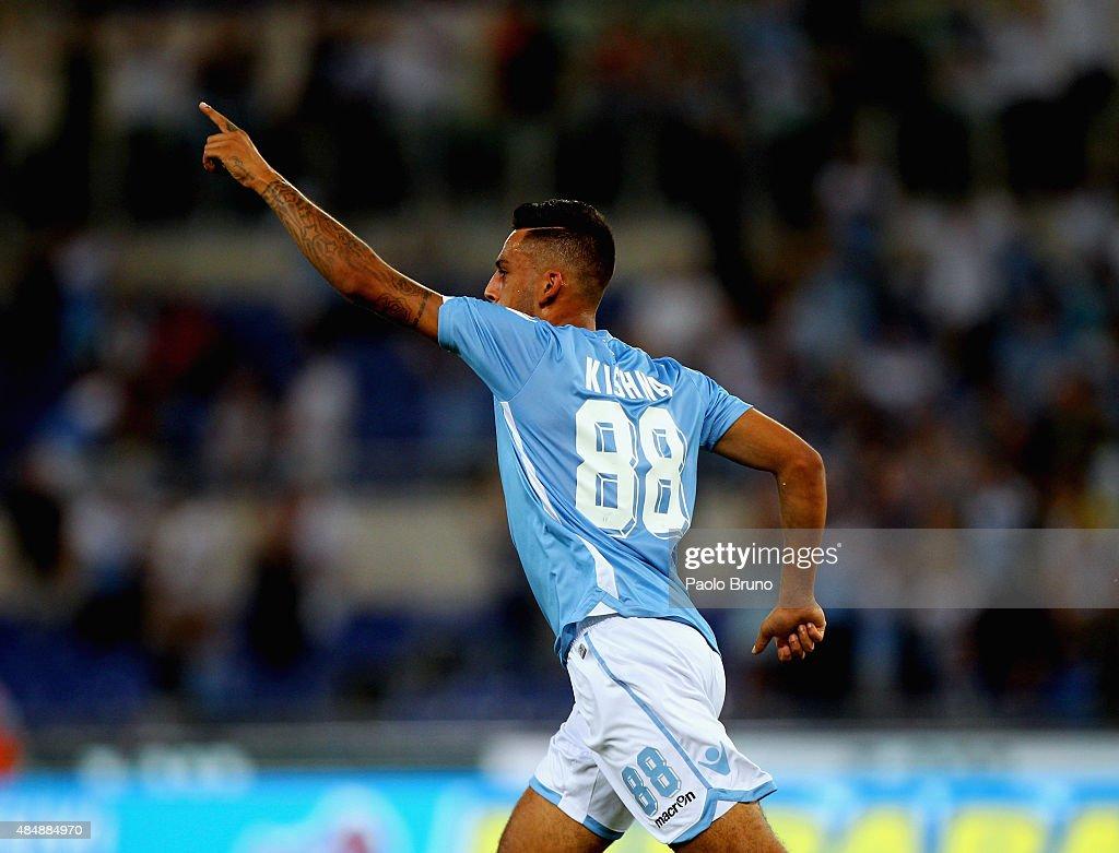 SS Lazio v Bologna FC  - Serie A : News Photo
