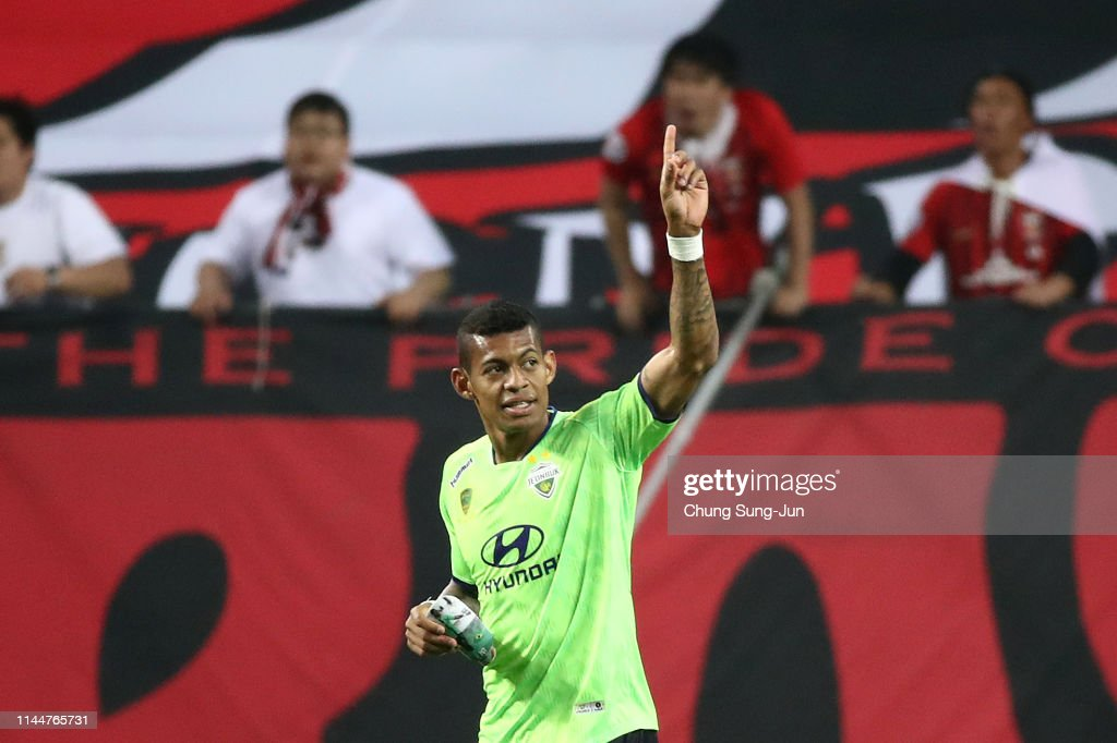 KOR: Jeonbuk Hyundai Motors v Urawa Red Diamonds - AFC Champions League Group G