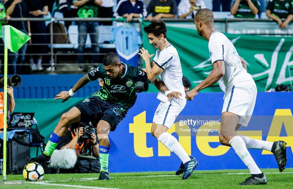 Jeonbuk Hyundai Motors v Buriram United - AFC Champions League Round of 16 2nd Leg : News Photo