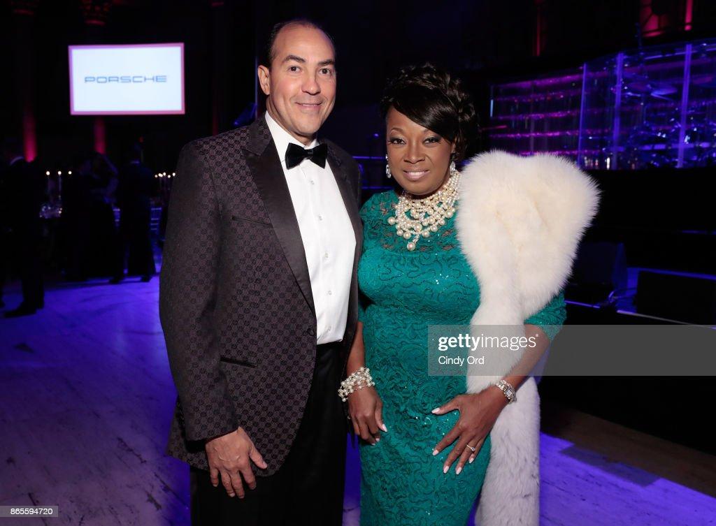 Gabrielle's Angel Foundation's Angel Ball 2017 - Inside : News Photo
