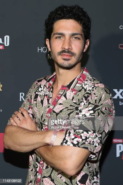 Ricardo Mario Darin Chino Darin attends some interviews before the 6th Platino Awards on May 11 2019 in Playa del Carmen Mexico