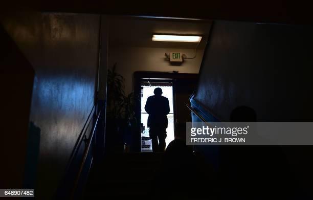 Ricardo Mireles executive director of Academia Avance charter school in Los Angeles where student Fatima Avelia filmed the arrest of her undocumeted...
