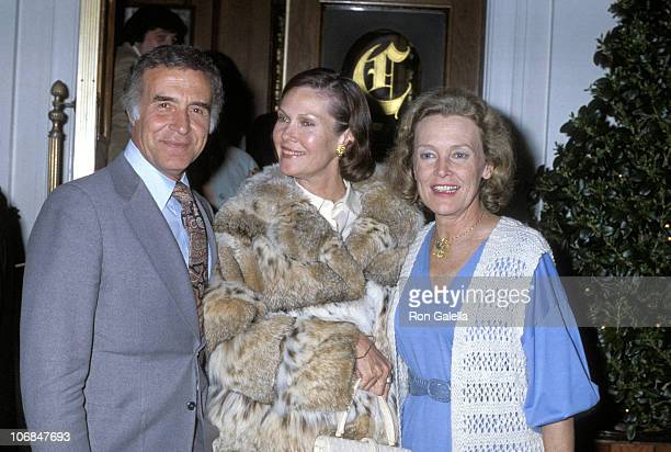 Ricardo Montalban Georgiana Young and Edgar Bergen