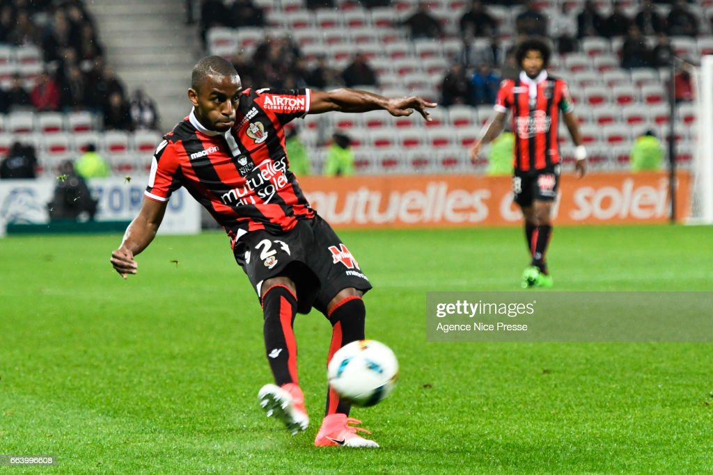 OGC Nice v FC Girondins de Bordeaux - Ligue 1 : News Photo