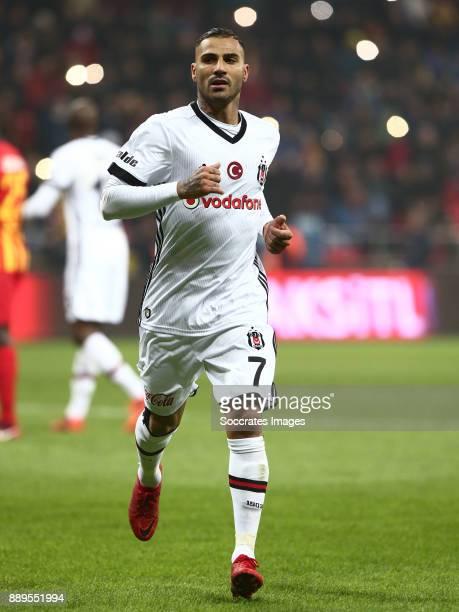 Ricardo Quaresma of Besiktas during the Turkish Super lig match between Kayserispor v Besiktas at the Kayseri Kadir Hasstadion on December 10 2017 in...