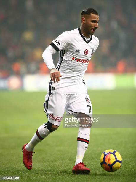 Ricardo Quaresma of Besiktas during the Turkish Super lig match between Kayserispor v Besiktas at the Kayseri Kadir Hasstadion on December 10 2017 in...
