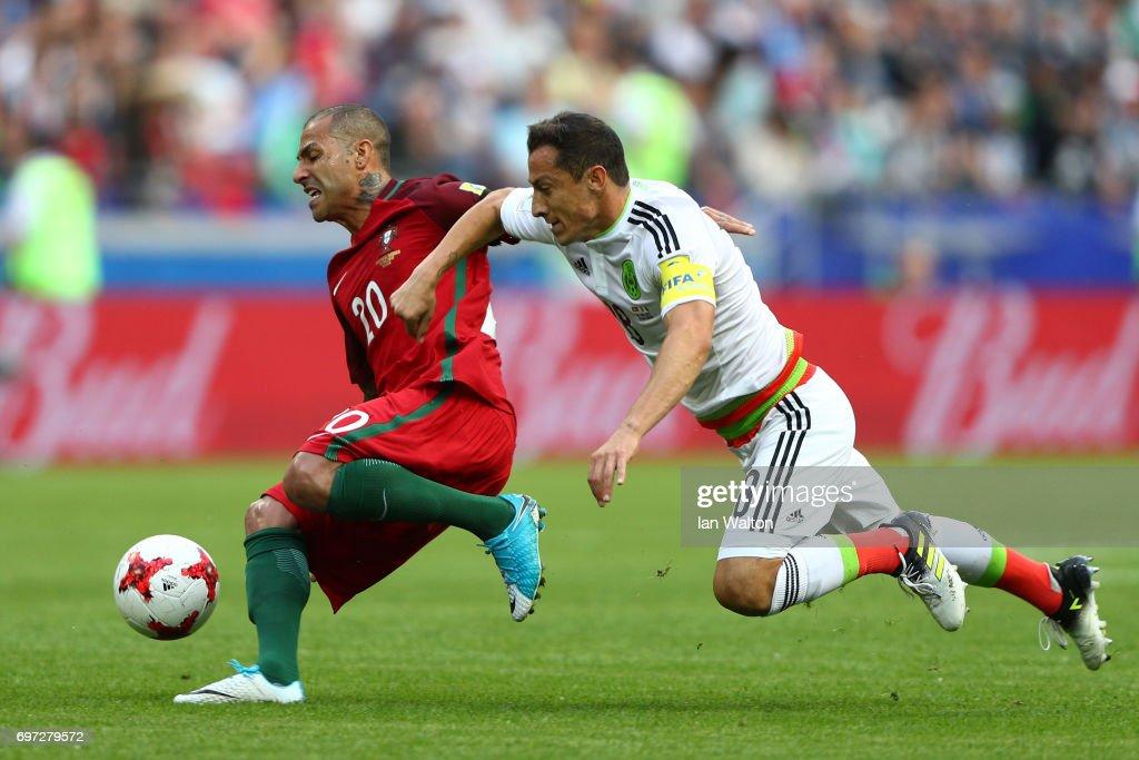 Portugal v Mexico: Group A - FIFA Confederations Cup Russia 2017