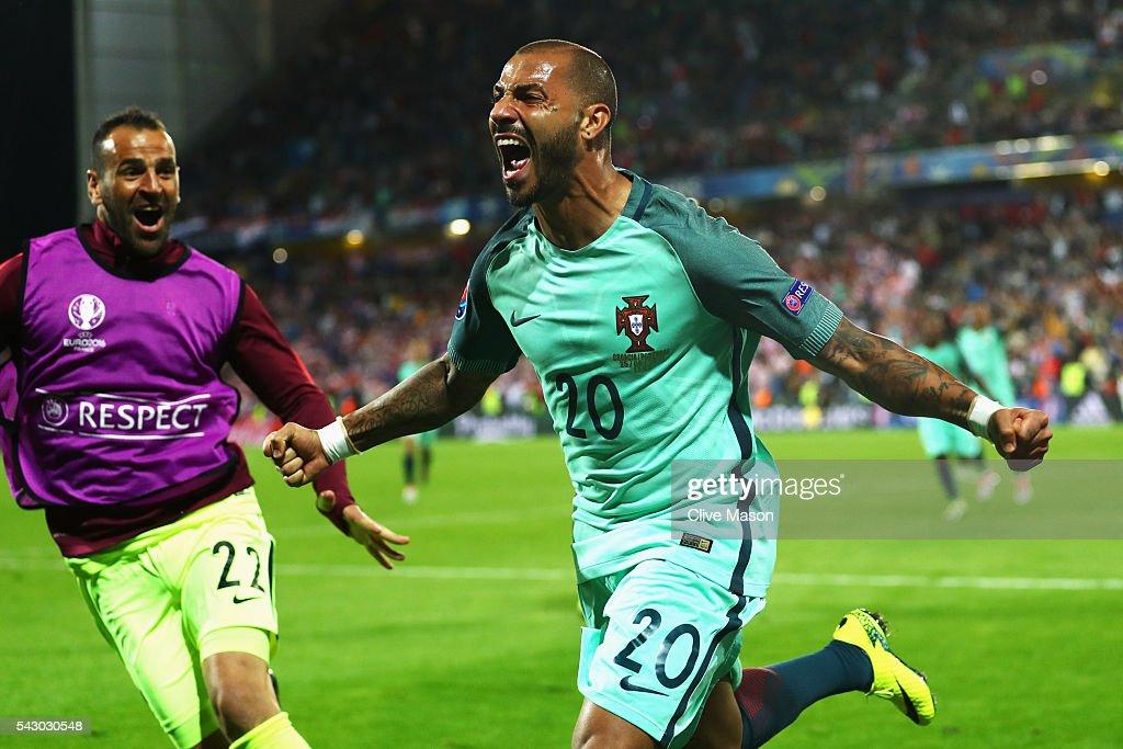Croatia v Portugal - Round of 16: UEFA Euro 2016 : News Photo