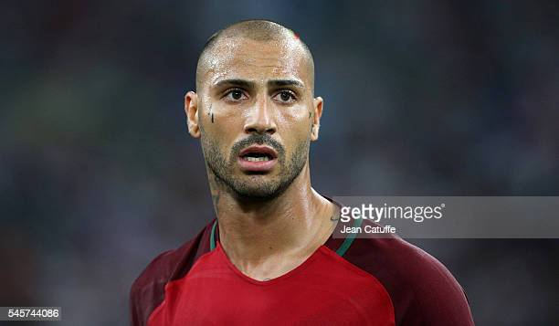 Ricardo Quaresma of Portugal looks on during the UEFA Euro 2016 quarter final match between Poland and Portugal at Stade Velodrome on June 30 2016 in...