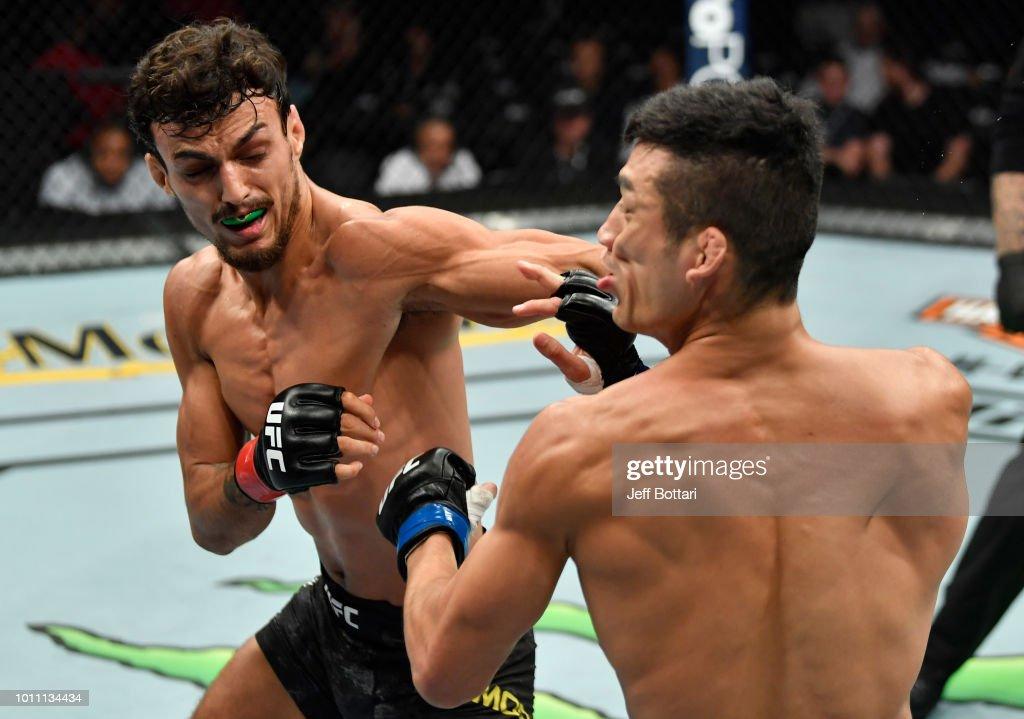 UFC 227: Ramos v Kang : News Photo