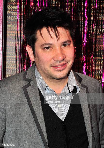 Ricardo Rivera attends the New Frontier Press Preview at New Frontier during the 2014 Sundance Film Festival on January 17 2014 in Park City Utah