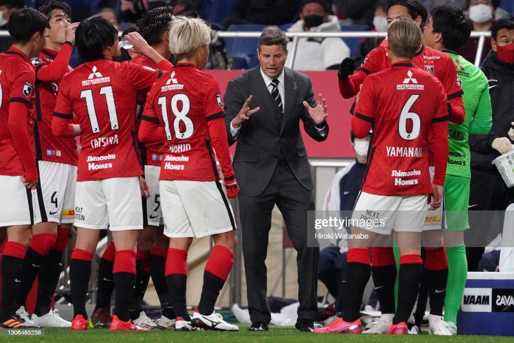 Urawa Red Diamonds v Yokohama FC - J.League Meiji Yasuda J1 : ニュース写真